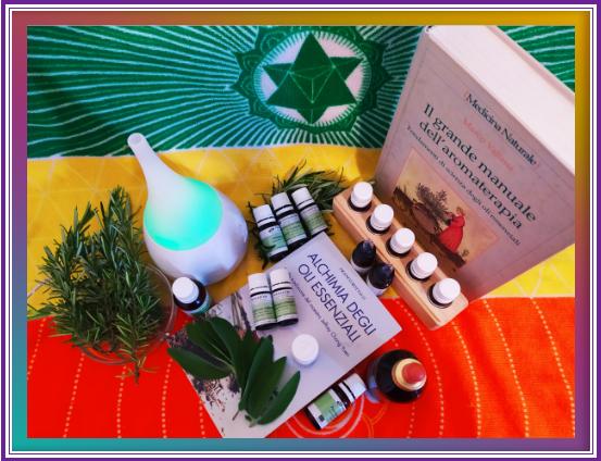 Quando parliamo di Aromaterapia ci riferiamo all'uso di Oli Essenziali (O.E) per contrastare le disarmonie in corso, sia che esse si manifestino sul corpo fisico ed emozionale sia che riguardino il piano energetico.